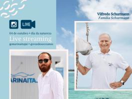 Família Schurmann e a Marina Itajaí live - boat shopping