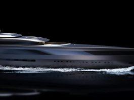 Feadship superiate conceito Escape - boat shopping