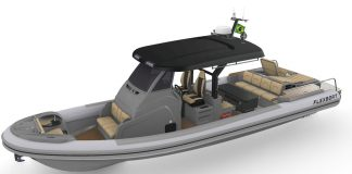Flex 1100 Open - boat shopping