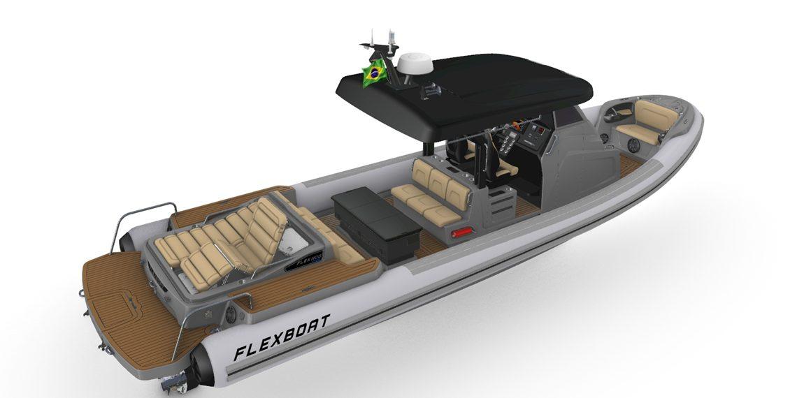 Flex 1100 Open - boat shopping