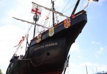 NAU Santa Maria Réplica - boat shopping