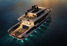 Tecnomar iate conceito Domus - boat shopping