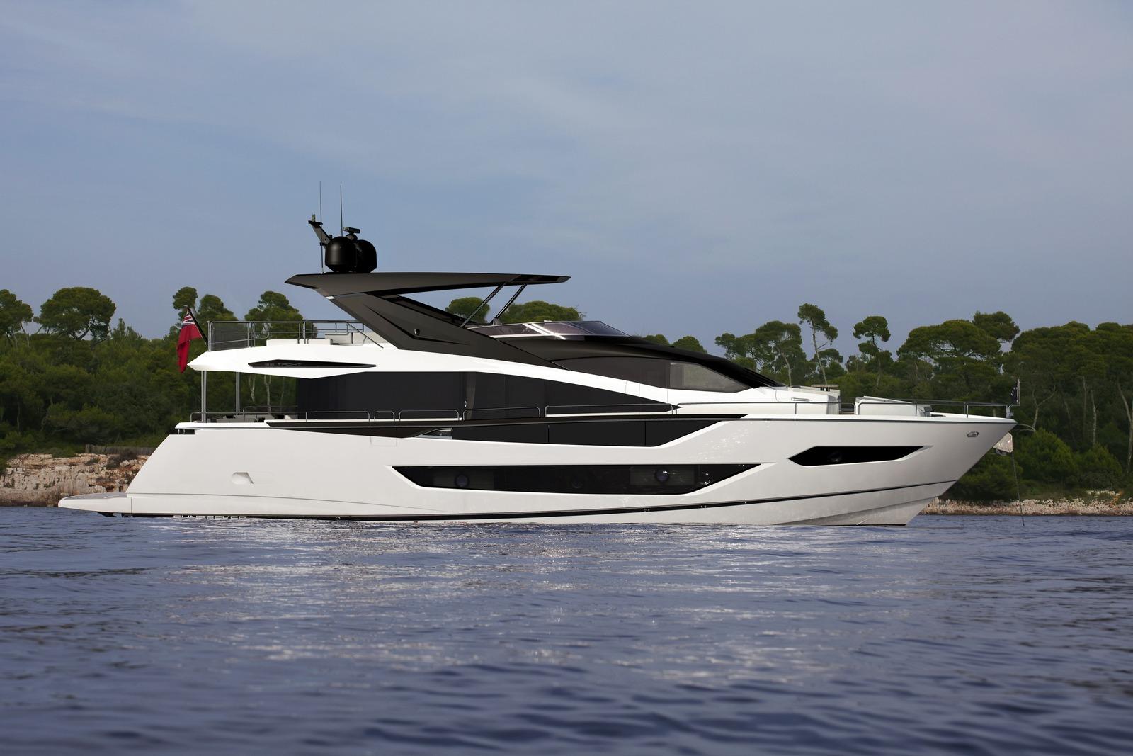 Sunseeker 88 Yacht - boat shopping