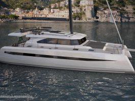 AG Cat sail 48 render - boat shopping