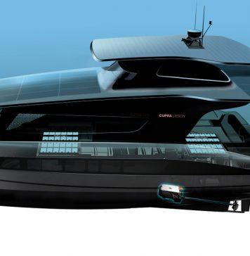 Catamarã energia solar Silent Yachts Volkswagen - boat shopping