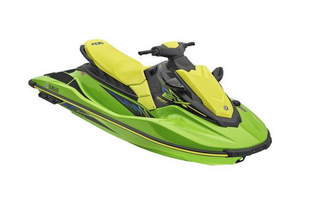 Ex Sport Verde Yamaha WaveRunner 2021 - boat shopping