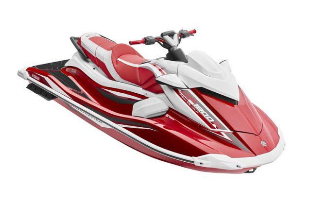 GP1800R HO Yamaha WaveRunner 2021 - boat shopping