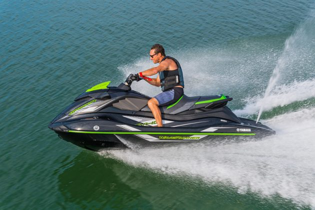 GP1800R SVHO Yamaha WaveRunner 2021 - boat shopping
