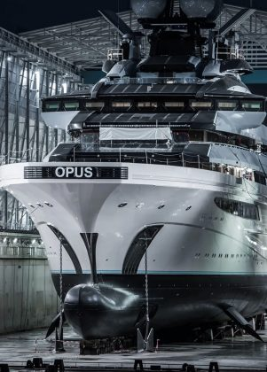 Lurssen superiate Opus Nord - boat shopping