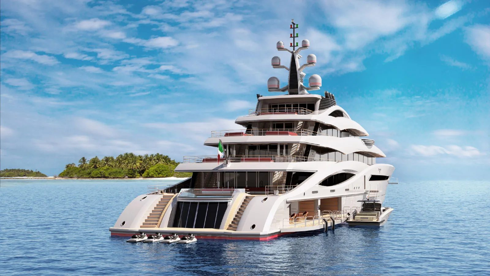 Ocean Independence yacht Century X - boat shopping