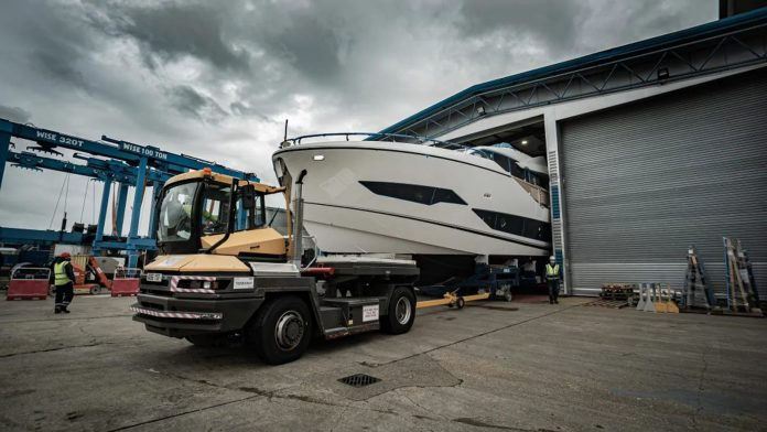 Sunseeker 90 Ocean - boat shopping