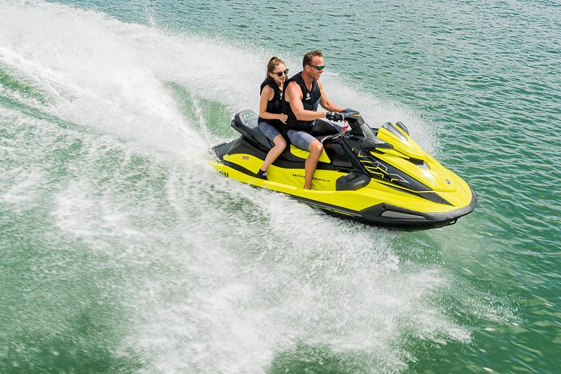 VX Cruiser HO Yamaha WaveRunner 2021 - boat shopping