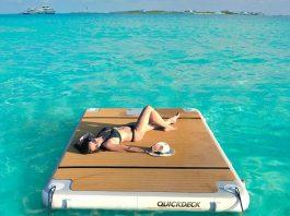 plataforma quickdeck - boat shopping
