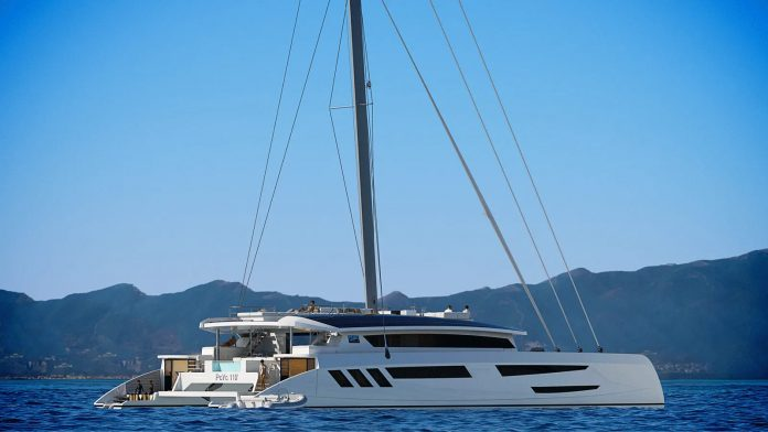 Catamaran 110 Wider e Pajot - boat shopping