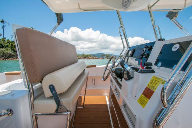 Fishing 320 CC - boat shopping