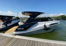 NX 340 Sport Coupé - boat shopping