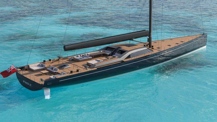Royal Huisman super veleiro Project 405 - boat shopping