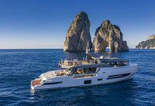 Segunda Arcadia Sherpa XL iate - boat shopping