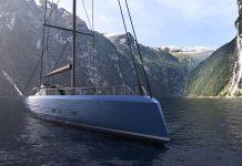 Super veleiro Project Fly Dixon Yacht Design - boat shopping