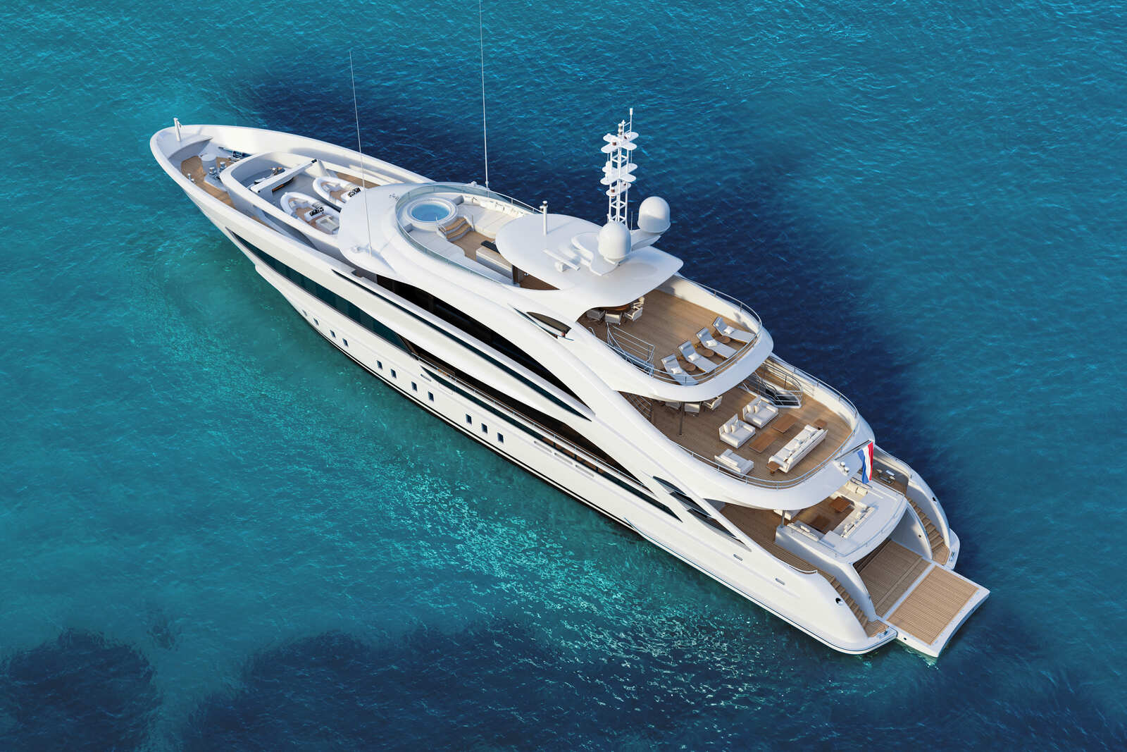 Heesen superiate Aura - boat shopping
