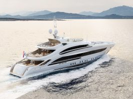 Heesen superiate Aura - boat shopping
