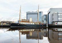 Iate histórico Atlantide reforma huisfit - boat shopping