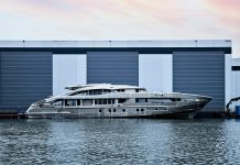 Project Sapphire superiate Heesen - boat shopping