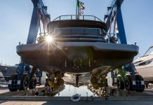 Segundo iate mangusta gransport 45 - boat shopping