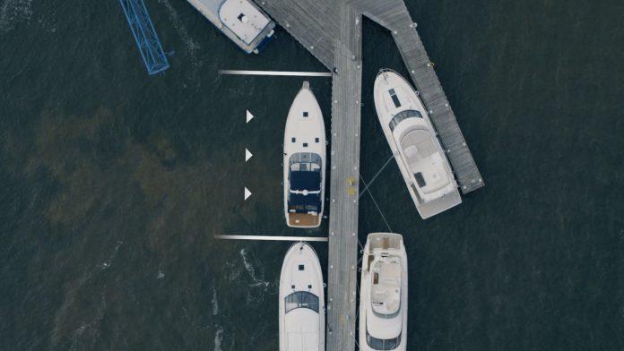 Volvo penta self docking - boat shopping