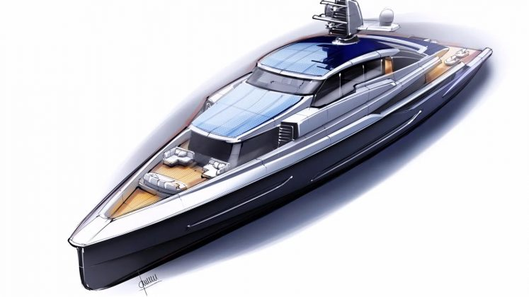 Vom Creations iate missão impossível - boat shopping