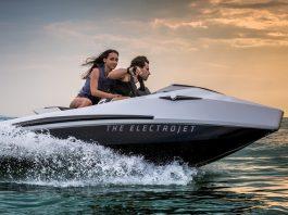 jet ski Cyberjet narke tesla - boat shopping
