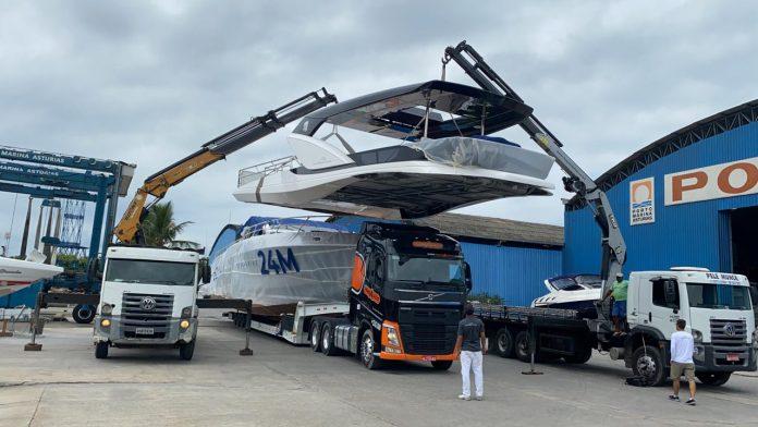 terceira intermarine 24m - boat shopping