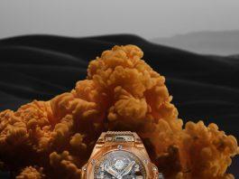 Big Bang Tourbillon Automatic Orange Sapphire - boat shopping