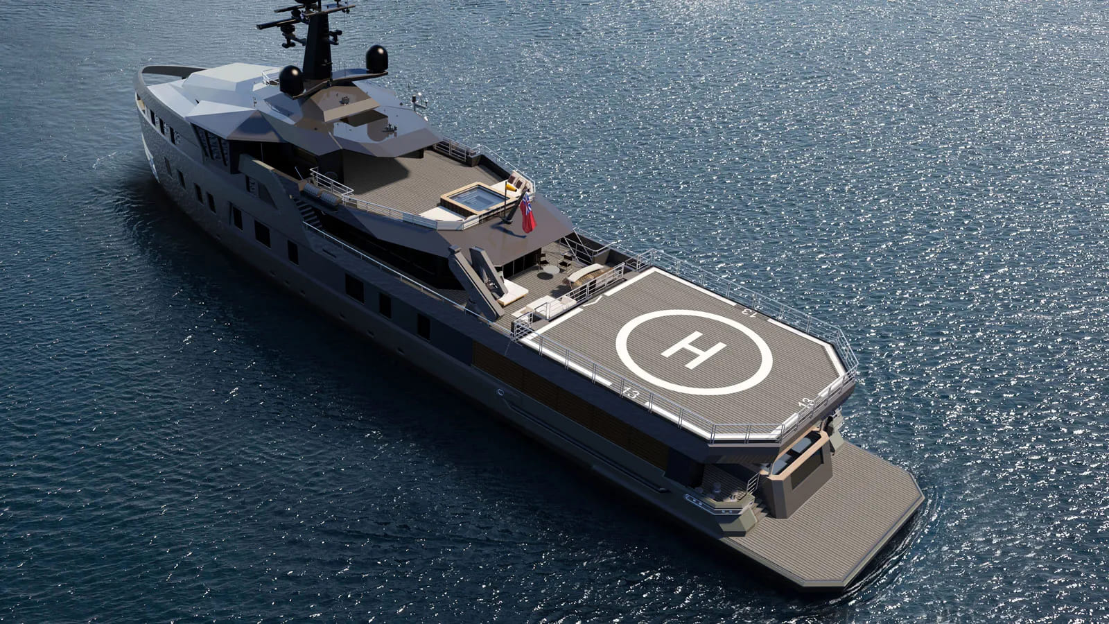 Damen SeaXplorer 58 custom iate explorer - boat shopping