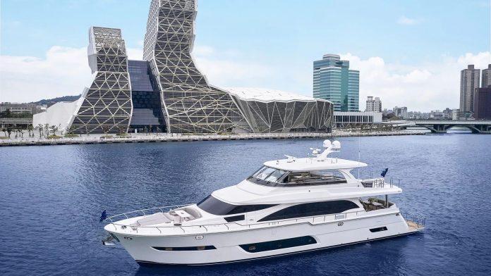 Horizon Yachts E81 - boat shopping