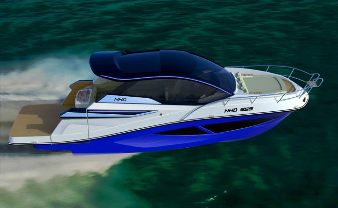 NHD 365 lancha - boat shopping