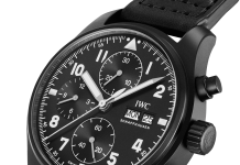 Pilot's Watch Chronograph Edition IWC Schaffhausen - boat shopping