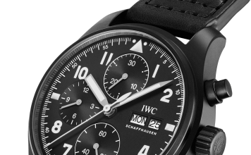 Pilot's Watch Chronograph Edition IWC Schaffhausen - boat shopping