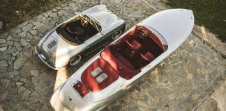 Seven Seas Yachts Hermes Speedster Porsche - boat shopping