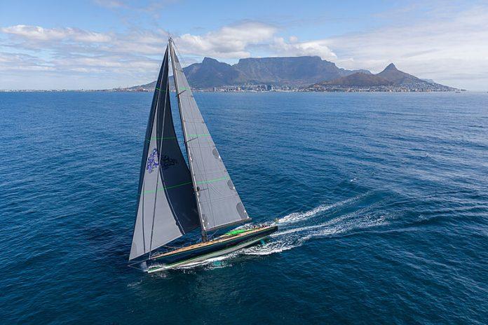 Super veleiro Morgana Southern Wind - boat shopping