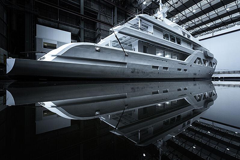 Superiate Amels 60 custom - boat shopping
