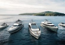 azimut boat show privativo - boat shopping