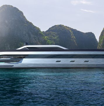 superiate com palco Boss - boat shopping