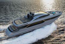 40m Falcon Legacy superiate - boat shopping