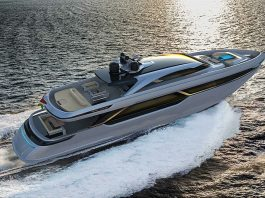 40m Falcon Legacy superiate - boat shopping