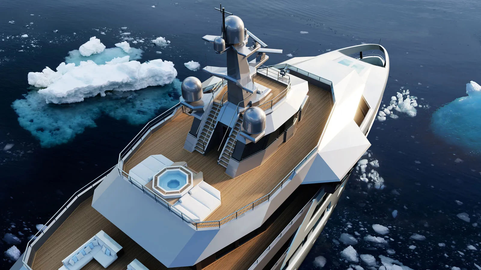 Damen Yachting SeaXplorer 77 novo design - boat shopping