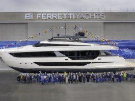 Ferretti Yachts lança Ferretti 1000 - boat shopping