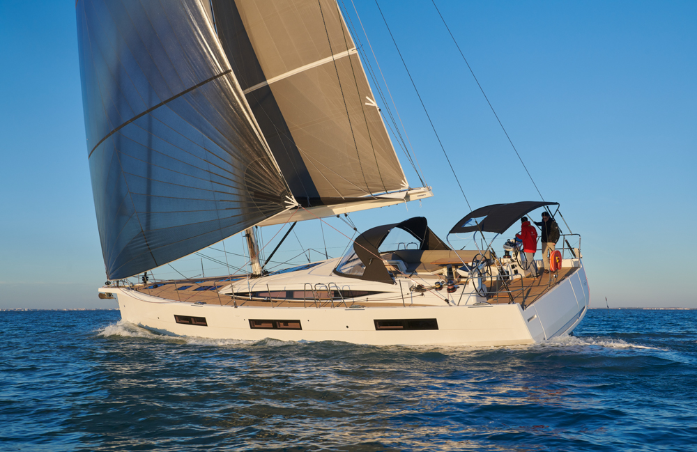 Jeanneau Yachts 60 designer Philippe Briand - boat shopping