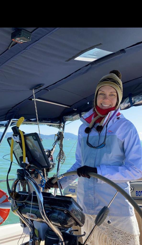 histórias de mulheres conectadas com o mar - boat shopping