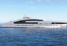 Projeto Comète superiate - boat shopping